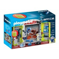 Playmobil 70110 Laboratorio Espacial Play Box