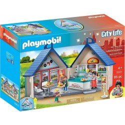 Playmobil 70111 Restaurante Take Along