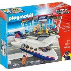 Playmobil 70114 Aeropuerto