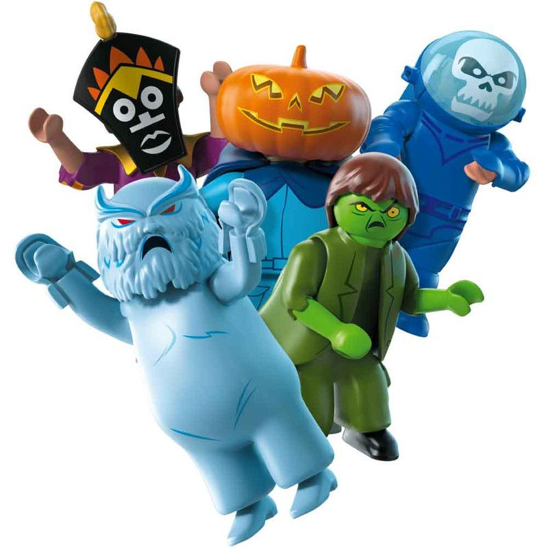Playmobil 70288 Scooby Doo Figuras Misterio Serie 1