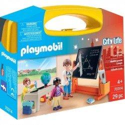 Playmobil 70314 Maletin Grande Colegio