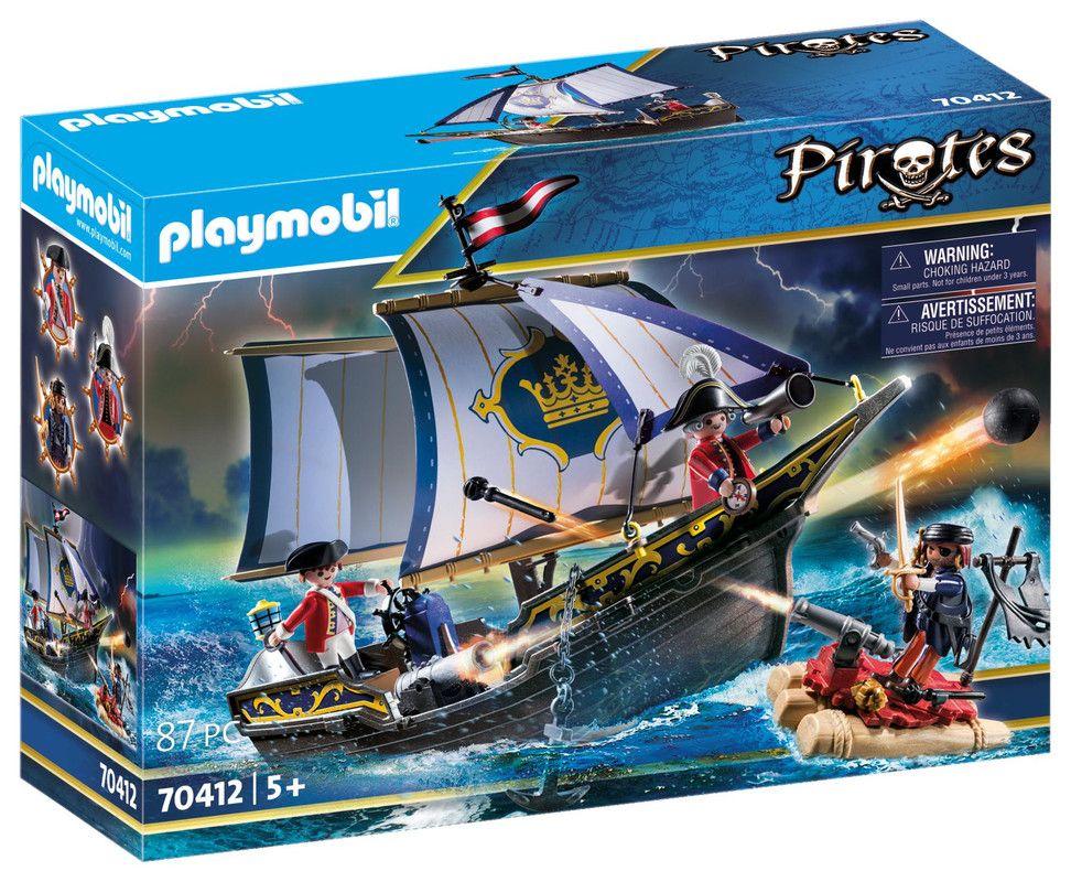 Playmobil 70412 Carabela
