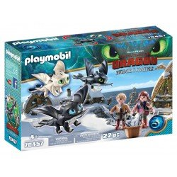 Playmobil 70457 Dragons Iii