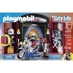 BIKE SHOP PLAY BOX