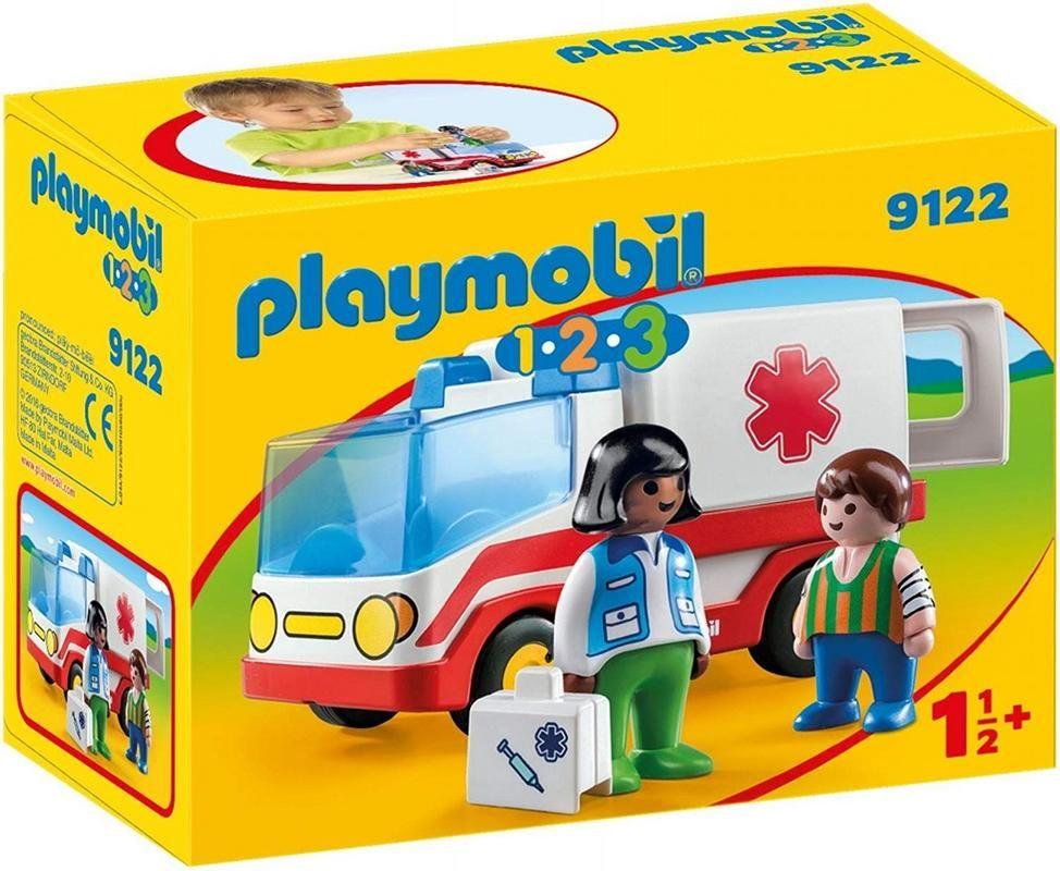 1.2.3 Ambulancia