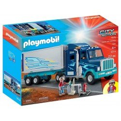 Playmobil 9314 Tráiler