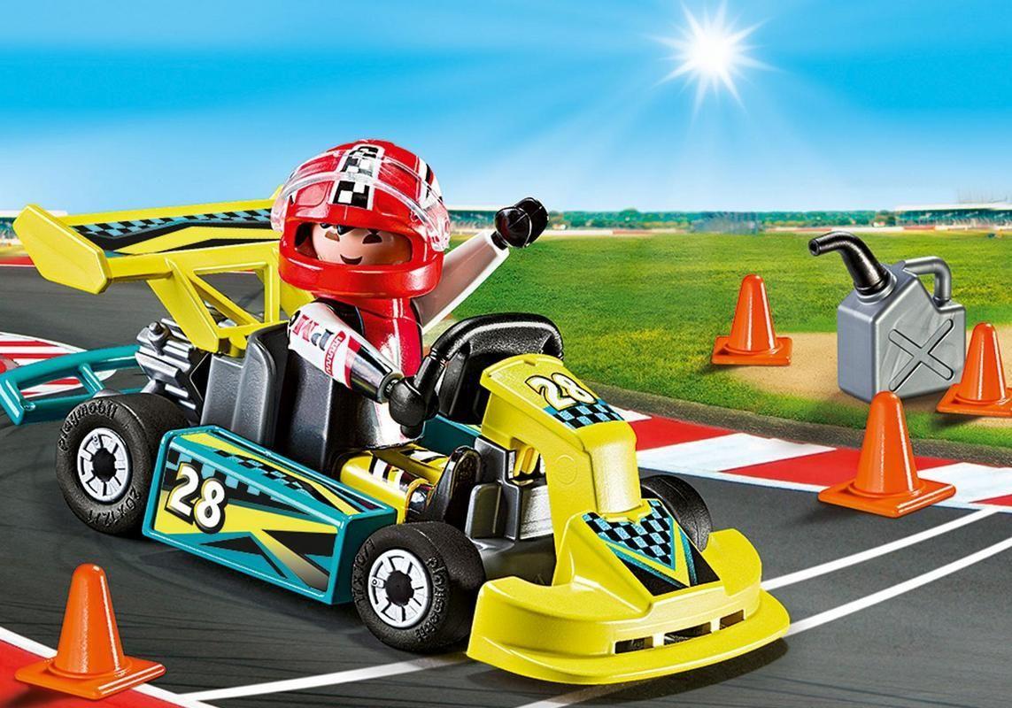 Maletín Go Kart