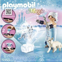 Princesa Invierno Playmogram