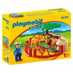 Playmobil 123: Recinto de Leones