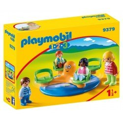 Playmobil 123: Carrusel infantil