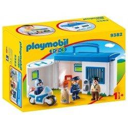 Playmobil 123: Comisaria Policía