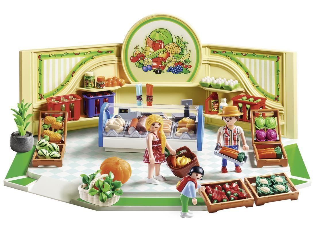 Tienda de frutas y Verduras