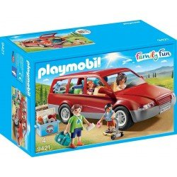 Playmobil 9421 Coche Familiar  de vacaciones
