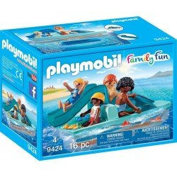 Playmobil 9424 Vehículo acuático