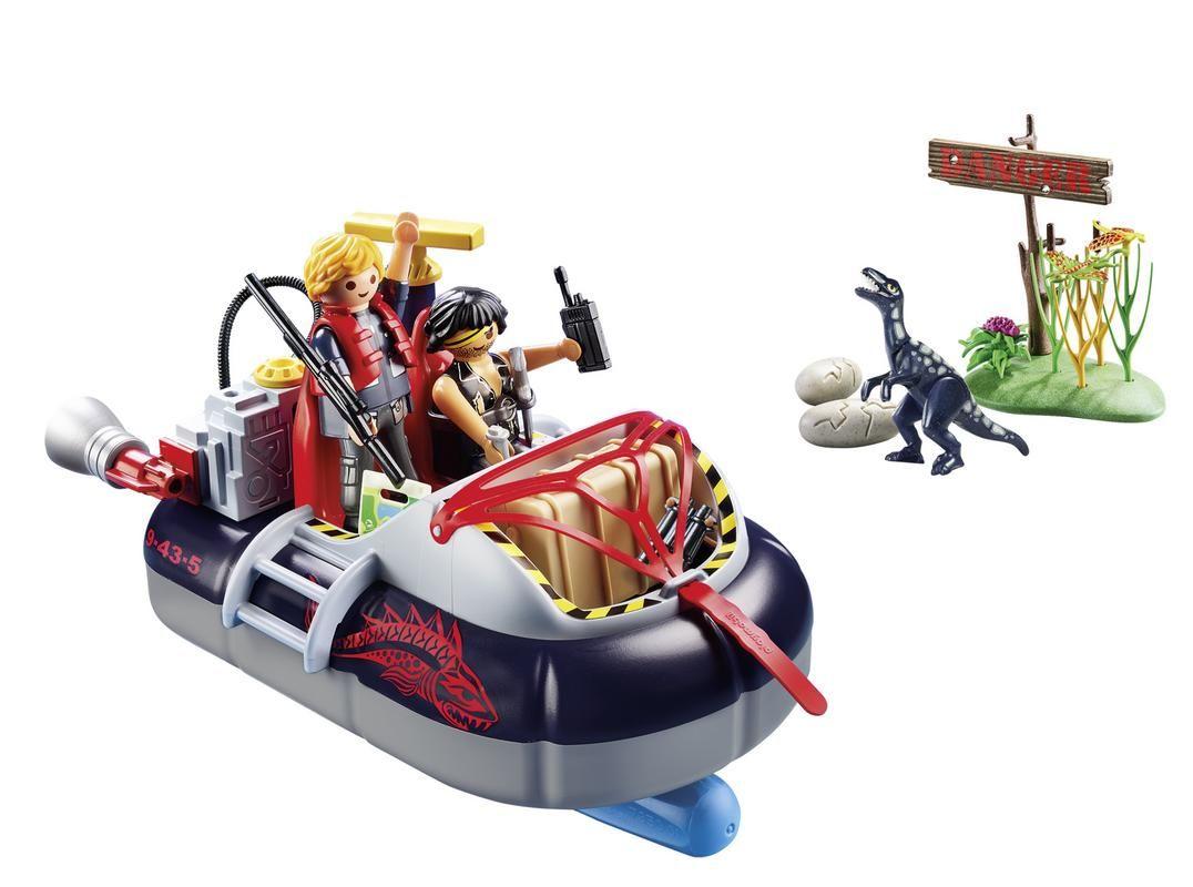 Aerodeslizador con motor submarino