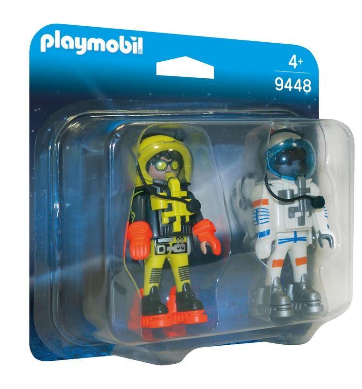Playmobil 9448 Astronautas Duo Pack