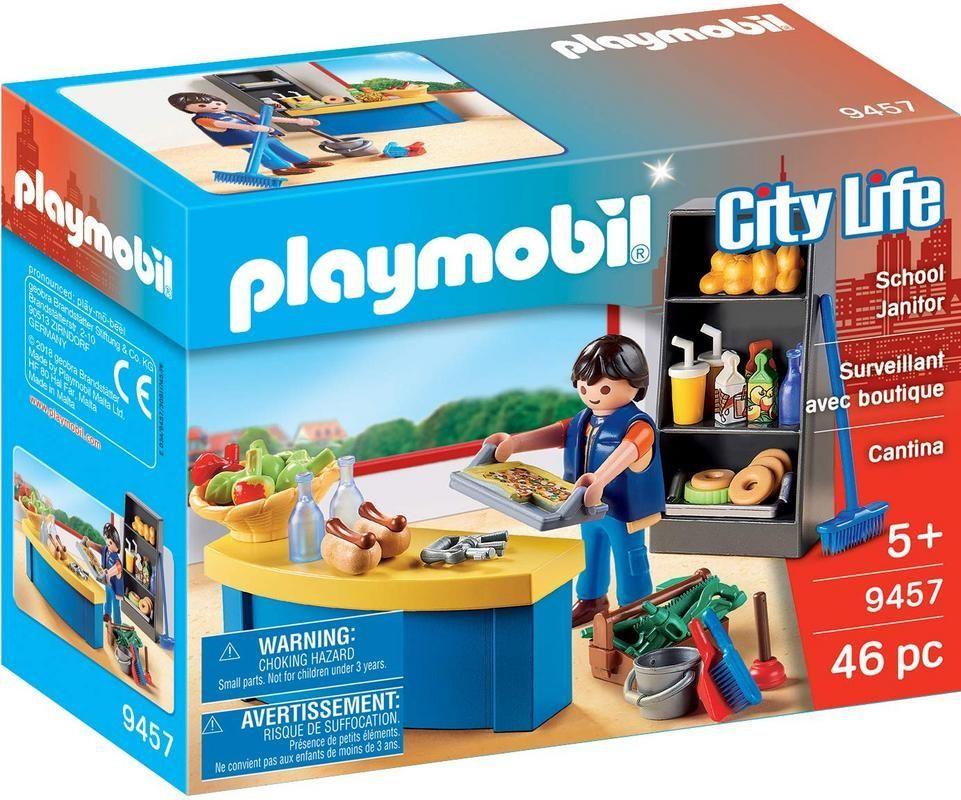Playmobil 9457 Locker de conserje