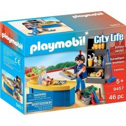Playmobil 9457 Locker de conserje