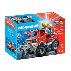 Playmobil 9466 Camión Todo terreno de Bomberos
