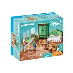Playmobil 9476 Habitación de Lucky