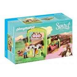 Playmobil 9480 Establo de Abigail y Búmeran
