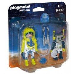 Astronauta y Robot Duo Pack
