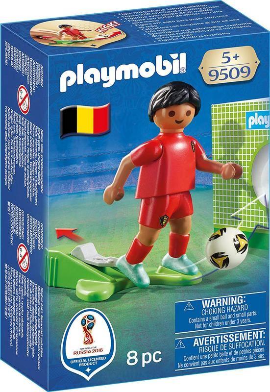 Jugador de Fútbol - Bélgica
