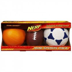 NERF 26306 NER SPORTS MULTIPACK