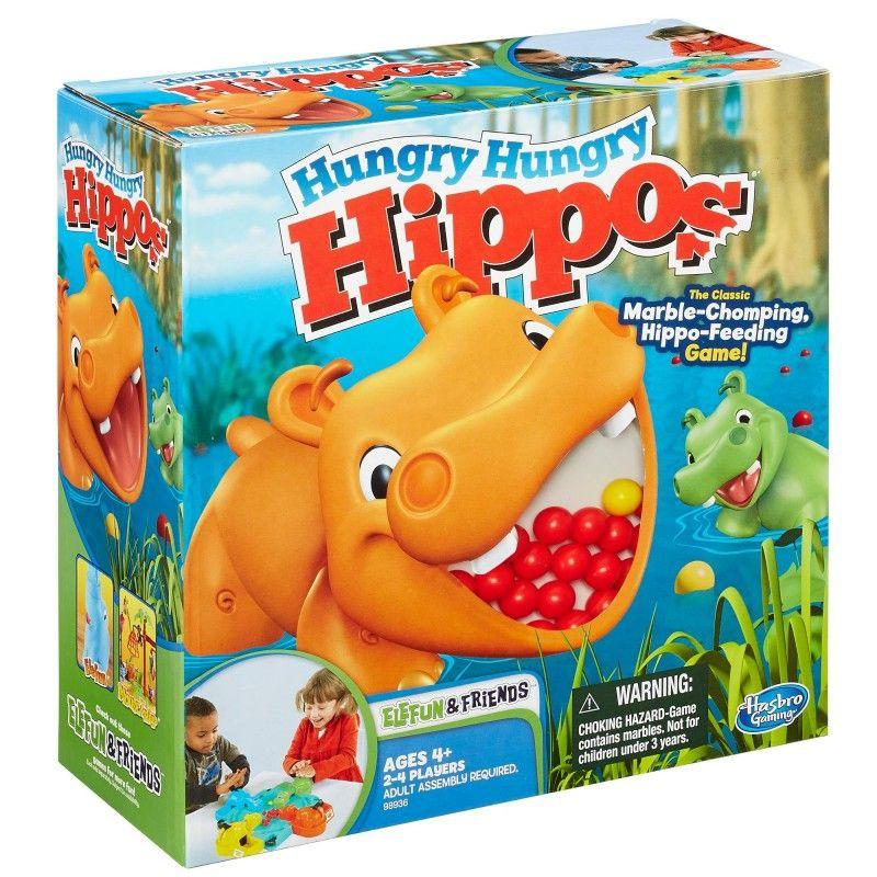 HIPPO GLOTONES HASBRO