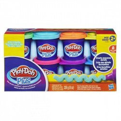 Play-Doh A1206 Play-Doh Plus 8 Pack