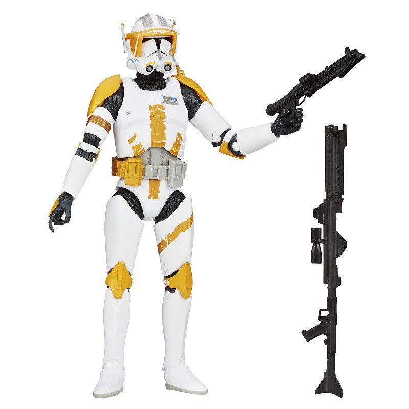 STAR WARS BLACK SERIES FIGURA 6 HASBRO