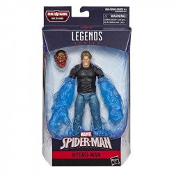 marvel E3962 Figura 6 Pulgadas Spider-Man Marvel Legends Hydro-Man Juguete Hasbro