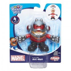 Playskool Señor Cara de Papa Heroes Marvel Capitán América Ant-Man
