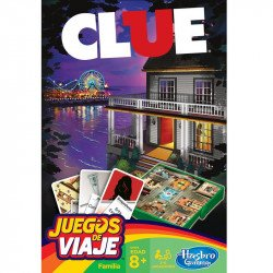 Hasbro Gaming: B0999 Mini Juegos Clue