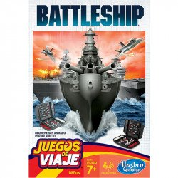 Hasbro Gaming: B0995 Mini Juegos Battleship