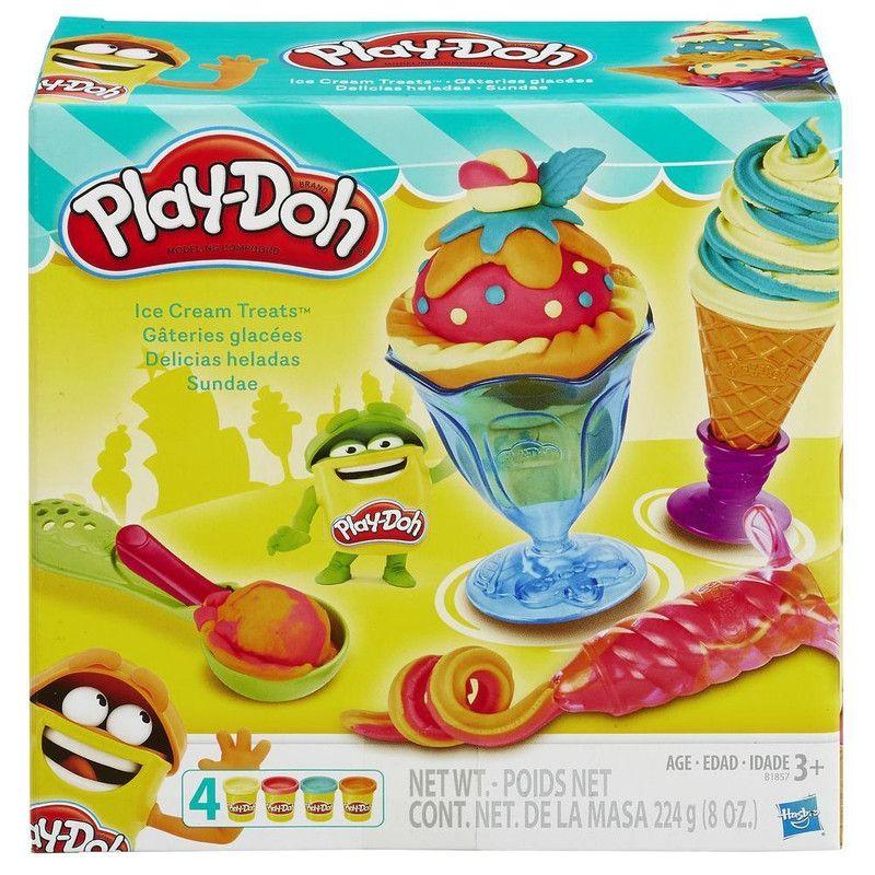 Play-Doh B1857 Delicias Heladas