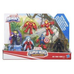 CAPTAIN AMERICA FIGURE PACK HASBRO