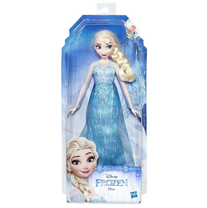 Frozen E0316 Frozen Muñeca Clásica Anna Juguete Hasbro