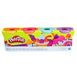 Play-Doh B5517 Classic Color 4 Pack Pack 2