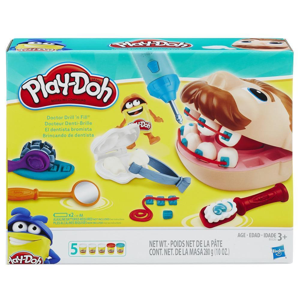 Play-Doh B5520 El Dentista Bromista