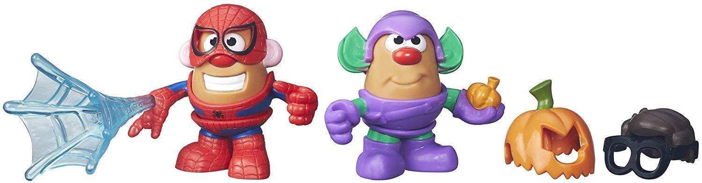 Playskool Friends Señor Cara De Papa: Marvel Heroes Combinable 2 Pack