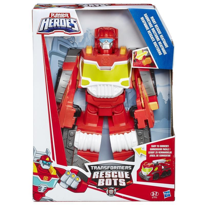 Playskool Heroes r Transformers Rescue Bots