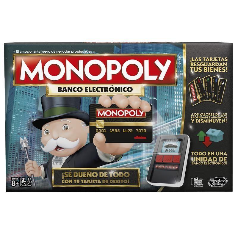 MONOPOLY BANCO ELECTRONICO