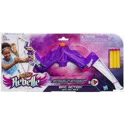 HASBRO NERF REBELLE ARCO EPIC ACTION
