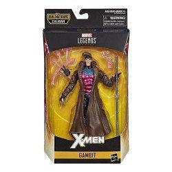 Marvel Legends Figura de Acción X-Men Hasbro Gambit
