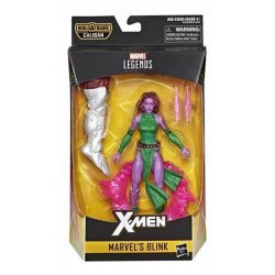 Marvel Legends Figura de Acción X-Men Hasbro Blink