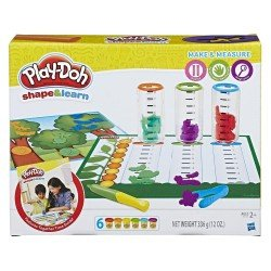 PLAY DOH MAKE AND MEASURE