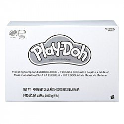 Play Doh B9017 Play-Doh Modeling Compound Schoolpack