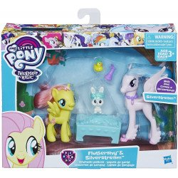 My Little Pony Friendship Is Magic Fluttershy & Silverstream