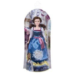HASBRO DISNEY PRINCESAS BATB FD VILLAGE DRESS BELLE